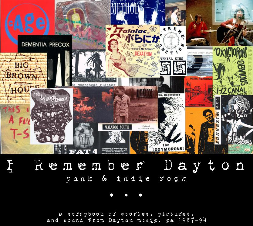I Remember Dayton (Punk and Indie Rock)