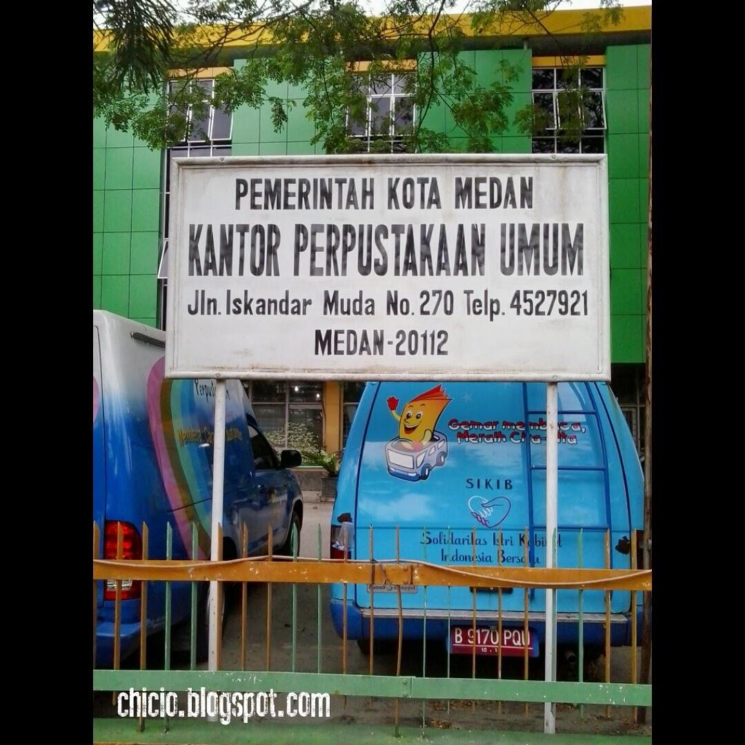 Perpustakaan Umum Kota Medan