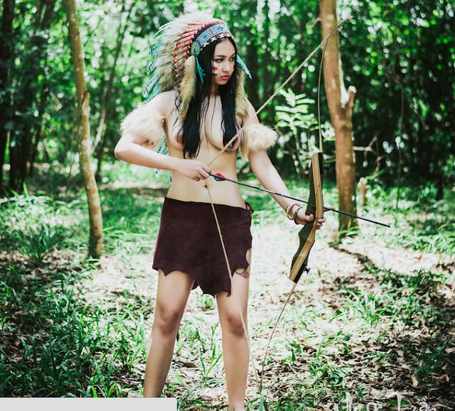 Em gái miền sơn cước Vietnamese-model-Vietnamese-aborigines-girl-model%2B%25283%2529