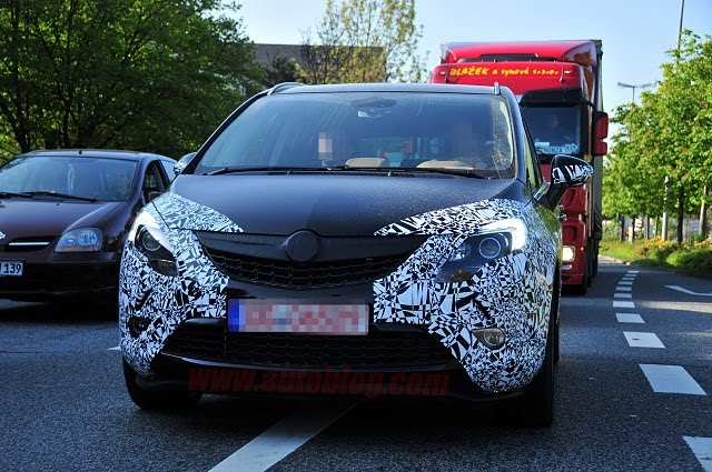 2012 Opel Zafira Next Generation