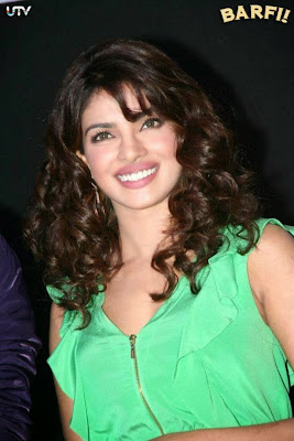 Barfi! Trailer Launch Images Featuring Hot Priyanka Chopra