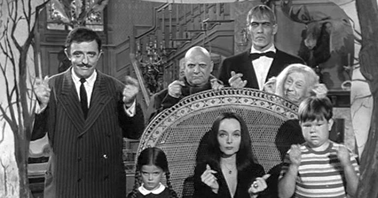 La Familia Addams Personajes. Latest Nos Visitan Los De Ula Familia ...