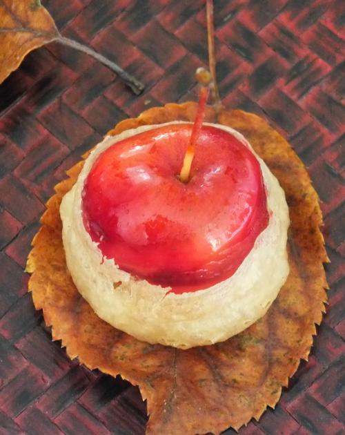 Beiget Kok : Beignet aux Pommes Bonsao  Chez RatnaJG