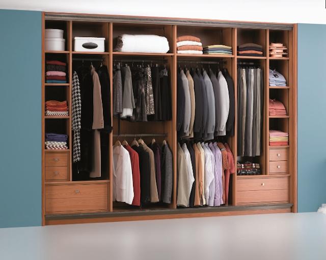 Repisas y estantes com lima peru armarios roperos - Cajoneras interior armario ikea ...
