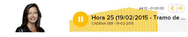Hora 25