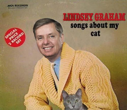 Lindsey-Graham-Cat, Lindsey-Graham-2016, Lindsey-Graham-Senator, Lindsey-Graham-south-Carolina
