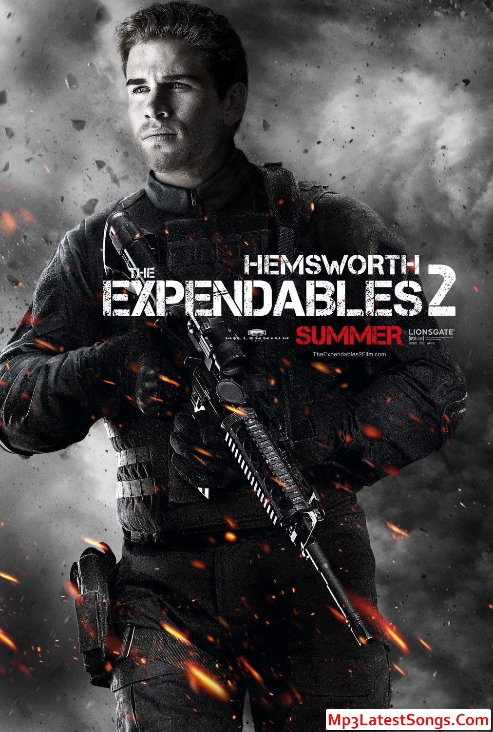 Liam Hemsworth Expendables