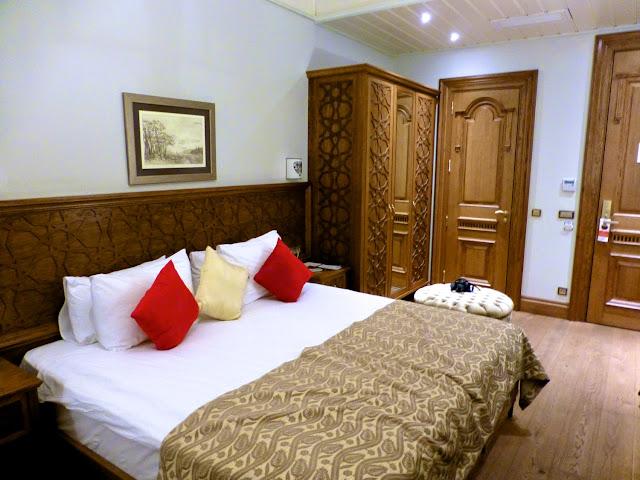 Habitación doble del Hotel Celine de Estambul