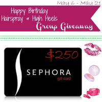 Win $250 to Sephora!