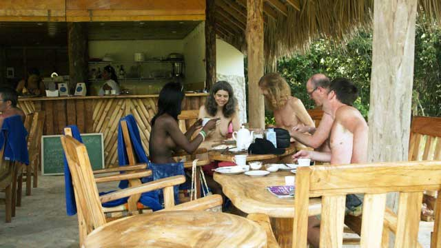 We also talk about the development of a new naturist resort called Cambium ...