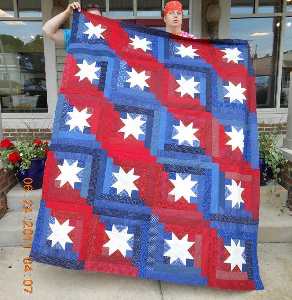 Quilting with Vandy: Hunter's Star Class : orion star quilt - Adamdwight.com