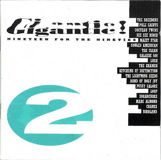 Gigantic 2 Melody Maker Pale Saints Cocteau Twins 4AD