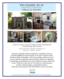 History Loves Company! Move right into comfortable luxury right on Historic Wooster Square!