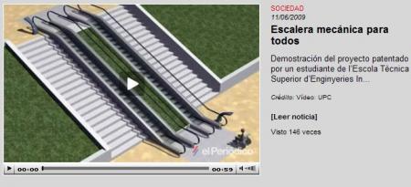 Escaleras El Ctricas Para Todos De Arkitectura