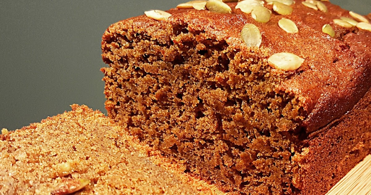 Life can be simple: Olive Oil Pumpkin Bread