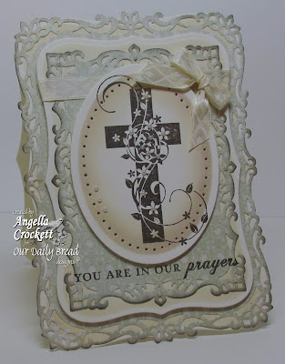 "ODBD ""Flourished Christian Symbols"" Designer Angie Crockett"