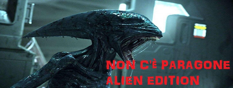 """Speciale """"Alien"""""""