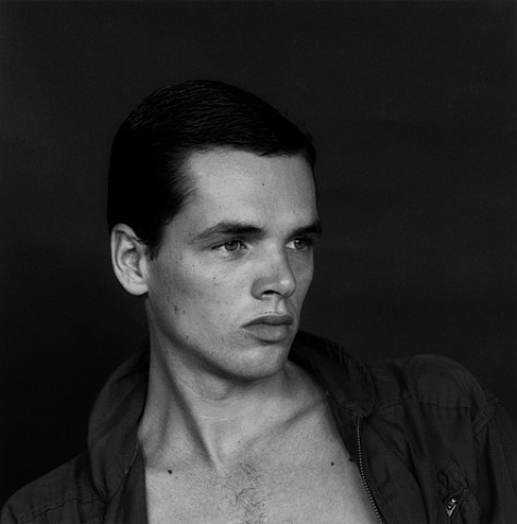 Robert Mapplethorpe | Self Portrait with Whip (1978) | Artsy