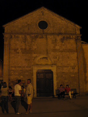 Magliano in Toscana: San Giovan Battista Church