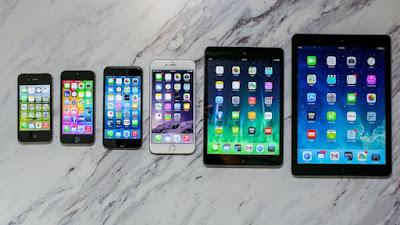 thay đổi của smartphone màn hình lớn