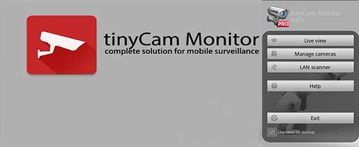 tinyCam Monitor PRO for IP cam Apk v6.2.5