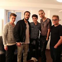 Heart Transmissions Tokio Hotel Spotkanie Wywiad