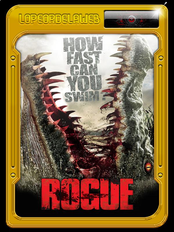 Rogue | Terror Bajo el Agua (2007) 720p-Dual-Mega