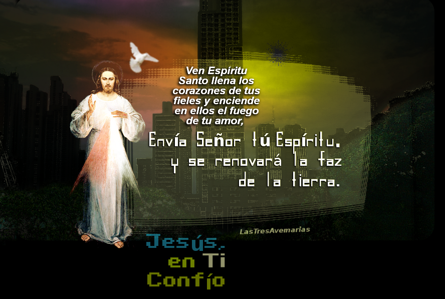 pidiendo a jesus misericordia