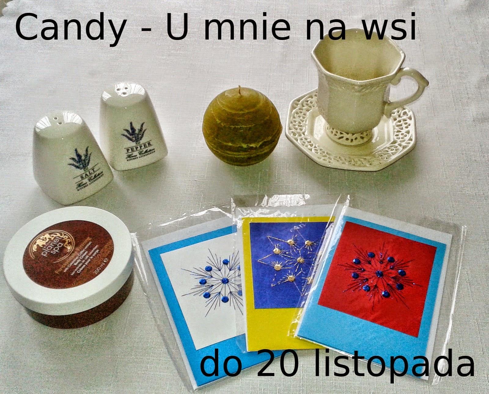 urodzinowe candy u Justynki