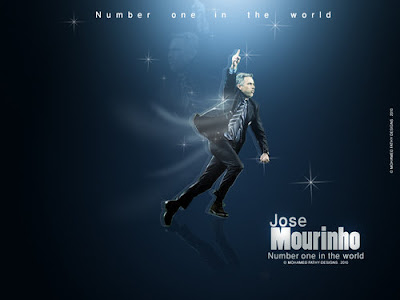 Jose Mourinho Wallpaper The Special One Jose Mourinho The Special