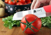 Elegana 10 Pieces Premium Kitchen Ceramic Knives #Elegana_Ceramic_Knives