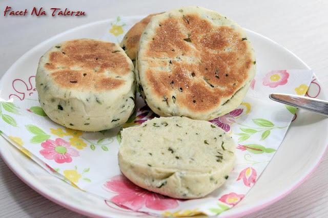 angielskie muffiny - english muffins
