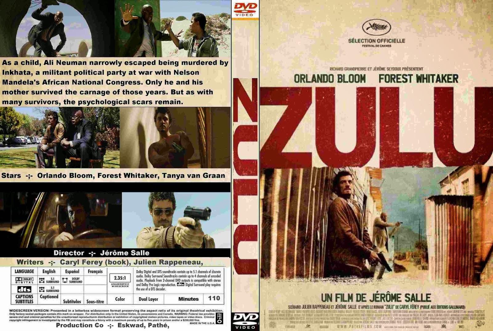 Zulu Movie 2013 Cast Zulu Torrent - BluRay ...