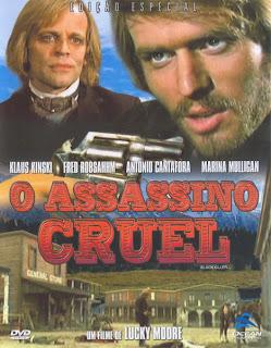 Filme Poster O Assassino Cruel DVDRip XviD & RMVB Dublado