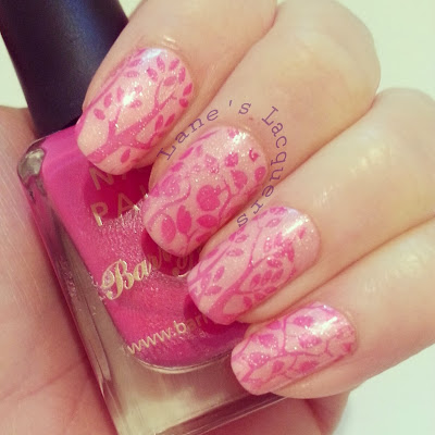 GOT-polish-challenge-pink-mother-nature-nail-art
