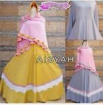 Busana Muslim Gamis Aisyah GC2911 HABIS