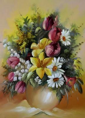 al por mayor abstracto flor imágenes AliExpress en español - Imagenes De Cuadros Abstractos De Flores