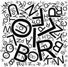 palabras y letras