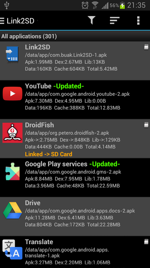 Download Link2SD Plus