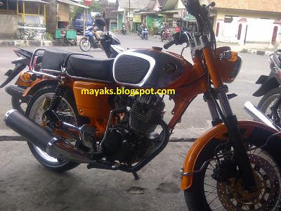 Modifikasi Honda CB konsep CB 160  DIJUAL   Seribu Caraku