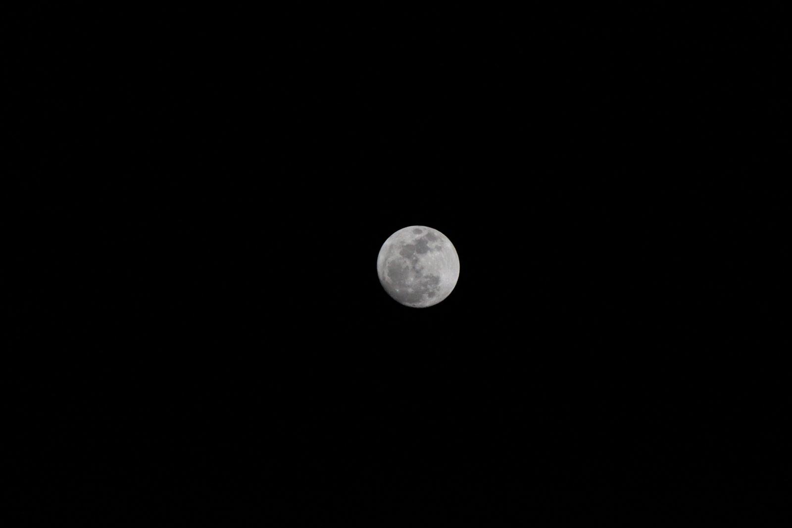 Imagenes de la luna de anoche! ☼