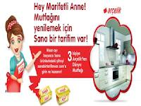 Sana - Sana Arçelik Mutfak Çekiliş Kampanyası - www.sanabirtarifimvar.com