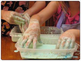 cornstarch and water 4