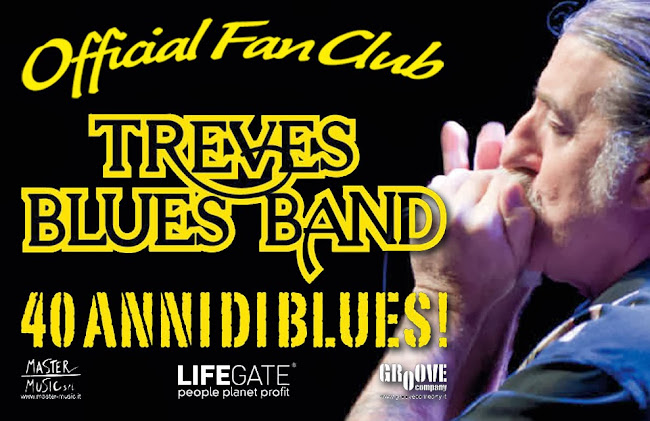 Treves Blues Band Fan Club Blog