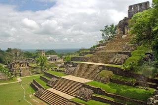 Kuil Suku Maya