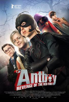 Antboy Revenge of the Red Fury (2014)  Subtitel Indonesia