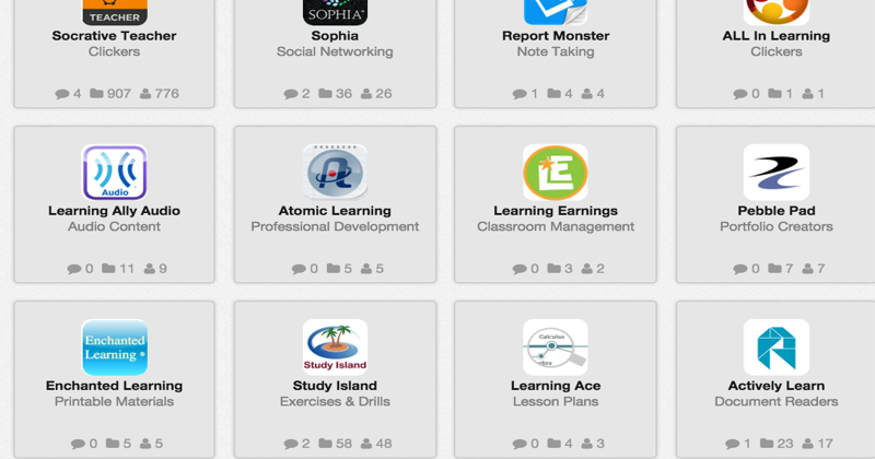 Professional Development Tools Created by Teachers for Teachers