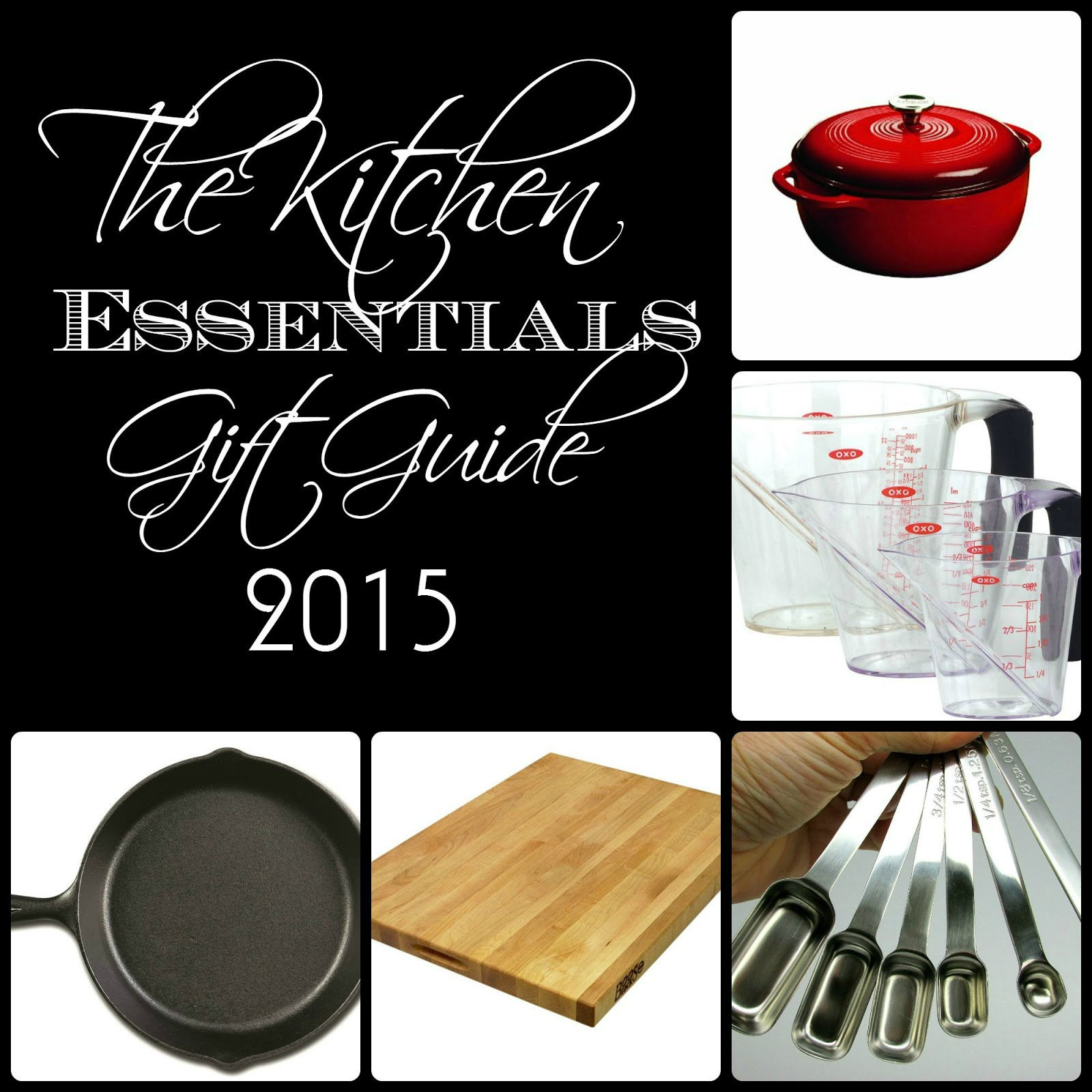 The Kitchen Essentials Gift Guide The Kitchen Wife