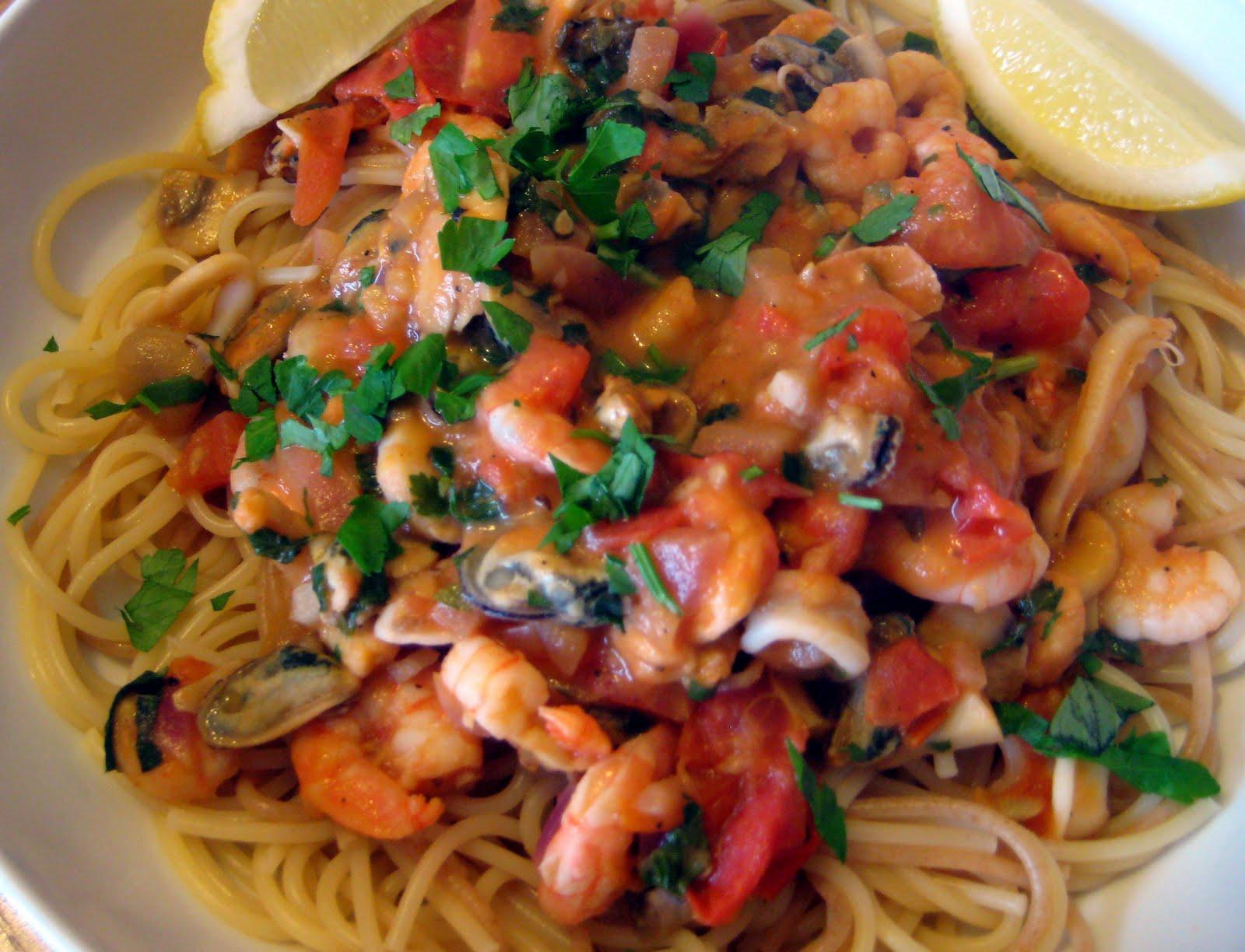 how to make frutti di mare
