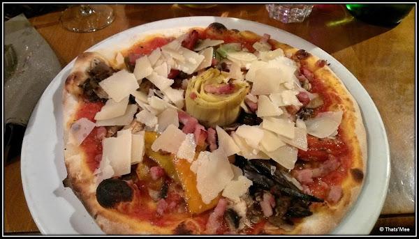 Pizza Dino, restaurant Cappuccino Tours